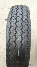 4.80-8 6 Ply Boat Trailer Tire mounted on a 4 Hole Steel Wheel 4x4.0  DS7251