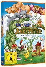 Tom und Jerry - Ein gigantisches Abenteuer - DVD - *NEU*