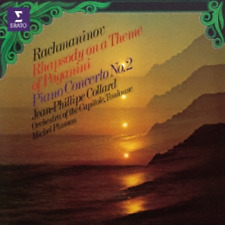 JEAN-PHILIPPE COLLARD-RACHMANINOV: RHAPSODY ON A THEME OF...-JAPAN HQCD D20
