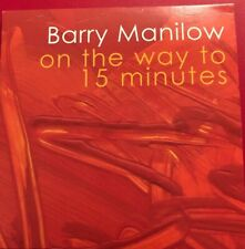 Barry Manilow On The Way to 15 Minutes SPECIAL BONUS 4 Song CD VIP Concert Promo