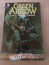 Green Arrow Vol 1: Hunters Moon #1-6 by Mike Grell