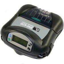 Zebra RW 420 Mobile Thermal Printer BLUETOOTH R4D-0UBA000N-00
