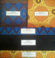 Nespresso Explorations 1, Laos & Kenya, Limited, Coffe Set (2 Sleeve Pack), NEW