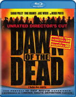 DAWN OF THE DEAD (UNRATED DIRECTOR S CUT) (BLU-RAY) (BILINGUAL) (BLU-RAY)