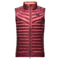 Nike Abbigliamento Sportivo Uomo Piumino Fill Stampa Gilet