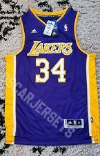 Maillot Jersey NBA Vintage Shaquille O'Neal LA Lakers 34 Edition Swingman Purple