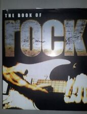 THE BOOK OF ROCK (1st Edition) By Philip Dodd - 2001 - NEW - UNREAD Hardcover DJ