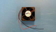 ( 1 PC) 70X70X25mm 12VDC 4.32W DUAL BALL BEARING  COOLTRON FD7025B12W7