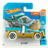 Hot Wheels - HW CITY SO PLOWED 6/250 Short Card (BBCFL81)