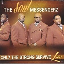 Soul Messengerz -  Only The Strong DSurvive Live  -  New Factory Sealed CD