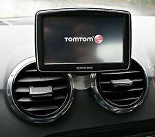 Audi TT MK2 Halteplatte Tomtom Garmin Iphone quattro s-line 8J TTs TTRS 3.2 3,2