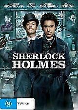 SHERLOCK HOLMES - BRAND NEW & SEALED R4 DVD (ROBERT DOWNEY JR, JUDE LAW)