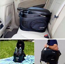Car Refrigerator Mini Fridge RV Truck 12V Portable Travel Electric Cooler Warmer