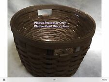 Plastic Protector Only Custom Made for the Longaberger Medium Ware Basket