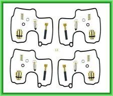 MS Carburetor Repair Kit x4 YAMAHA YZF-R1 1000 98-01