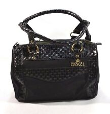 Ezekiel CAMILA DUFFLE Black Gold Accent Handbag Shoulder Bag Mini Duffel Purse