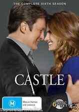 Castle : Season 6 DVD : NEW