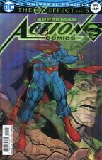 2017 SUPERMAN ACTION COMICS #987-991 ( 3 LENTICULAR COVERS ) THE OZ EFFECT NM