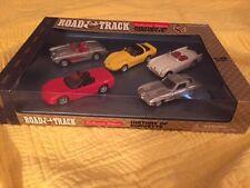 Road & Track Collectors Edition Corvette Model Set 1:38