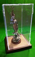 21 X 21 X 27 Display Case for Hot Toy Figures 1/6 Scale, Statue, Doll, LED Light
