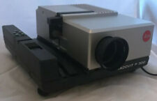 Vintage Leica Pradovit  P300 35mm Slide Projector, Colorplan Lens & Metal Case