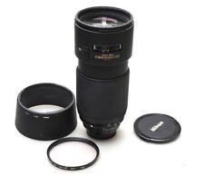 Nikon AF ED Nikkor 80-200mm F/2.8  D