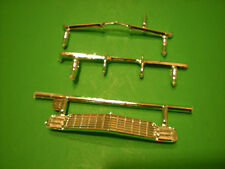1969 Camaro RS Z28 1/25 chrome grill grille bumper front rear model car parts