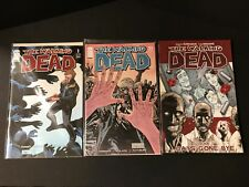 THE WALKING DEAD COMIC  BOOK LOT OF THREE- # 1 SPECIAL ED, # 51 &  DAYS GONE BYE