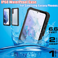 For Samsung Galaxy S21 / S21 Plus Case Waterproof S21 Ultra 5G Screen Protector