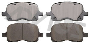 Disc Brake Pad Set-Ultra-premium Oe Replacement Front ADVICS AD0741