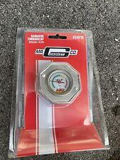 Mr Gasket Radiator Cap - 2471S - Hexagon, 16 lbs., Silver/Chrome, Steel