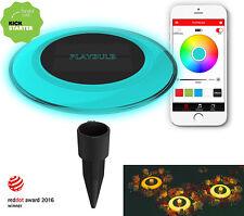 MiPow Playbulb Solar - wasserdichte LED Solar-Leuchte für Garten, Teich und Pool