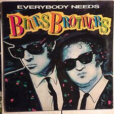 BLUES BROTHERS • Everybody Needs Blues Brothers • Vinile Lp