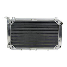 Radiator For Nissan Patrol GQ 3LT Petrol 2.8 4.2 Diesel 3 ROW MT Aluminium