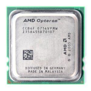 AMD Opteron 8216 2x2.40GHz OSA8216GAA6CR Sockel/Socket F Dual Core CPU Processor