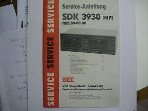Service SDK 3930