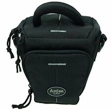 Toploader Camera Holster Bag with Strap. Small Size Case for Mirrorless Cameras