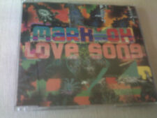 MARK OH - LOVE SONG - 3 MIX DANCE CD SINGLE