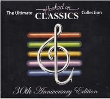 THE ULTIMATE HOOKED ON CLASSICS COLLECTION - 30TH ANNIVERSARY EDTN (4CD) NEW  V7