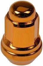 Orange Acorn Nut Lock Set M12-1.50 - Dorman 711-335I
