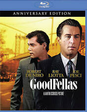 Goodfellas (Blu-ray) Disc And Cover Artwork Only – Like New - No Case