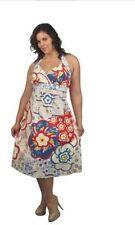 Empire Waist Summer/Beach Plus Size Dresses for Women