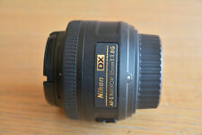 Nikon Nikkor AF-S 35mm F/1.8 L DX G Lens for Nikon - Black. Very good condition.