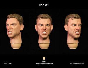 FacepoolFigure 1/6 Scale Male Head Sculpt - FP-A-001