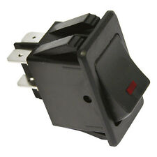 Carpoint 0810672 Interruptor On/Of Rojo LED 12V 35A