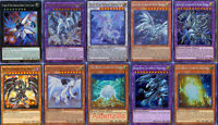 Yugioh Blue-Eyes White Dragon Deck - Alternative Stone Ancients Ultimate Spirit