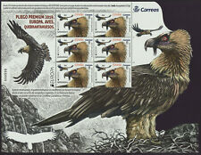 Spain 2019 MNH - EUROPA - Birds - m/sheet with 6 stamps