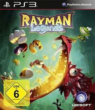 Sony PS3 Playstation 3 Spiel ***** Rayman Legends ***********************NEU*NEW