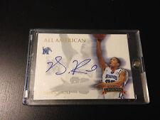 Derrick Rose 2008 Press Pass Legends ON CARD RC Auto #/165 Knicks FREE SHIP