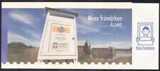 Aland, 2006 Girl Poster lettre/courrier/Post Box/Communication 8 V S/A Bklt (n39373)